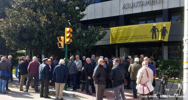 Manifestació pensions dignes 19 març -01