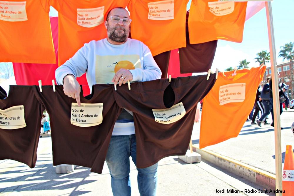 Samarreta Soc de Sant Andreu de la Barca - Juan Pablo Beas