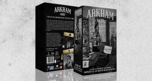 arkham noir -