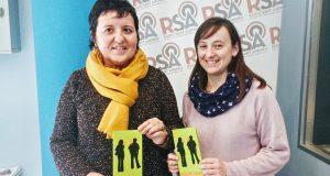 voluntariat per la llengua 2018 - Rosa Monforte -Mireia Adell