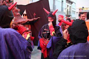 Correfoc de Sant Jordi 2018 - 02