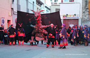 Correfoc de Sant Jordi 2018 - 06