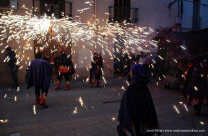 Correfoc de Sant Jordi 2018 - 08