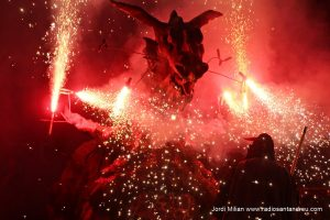 Correfoc de Sant Jordi 2018 - 14