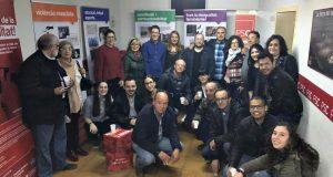 Exposició Igualtat PSC Sant Andreu de la Barca 01