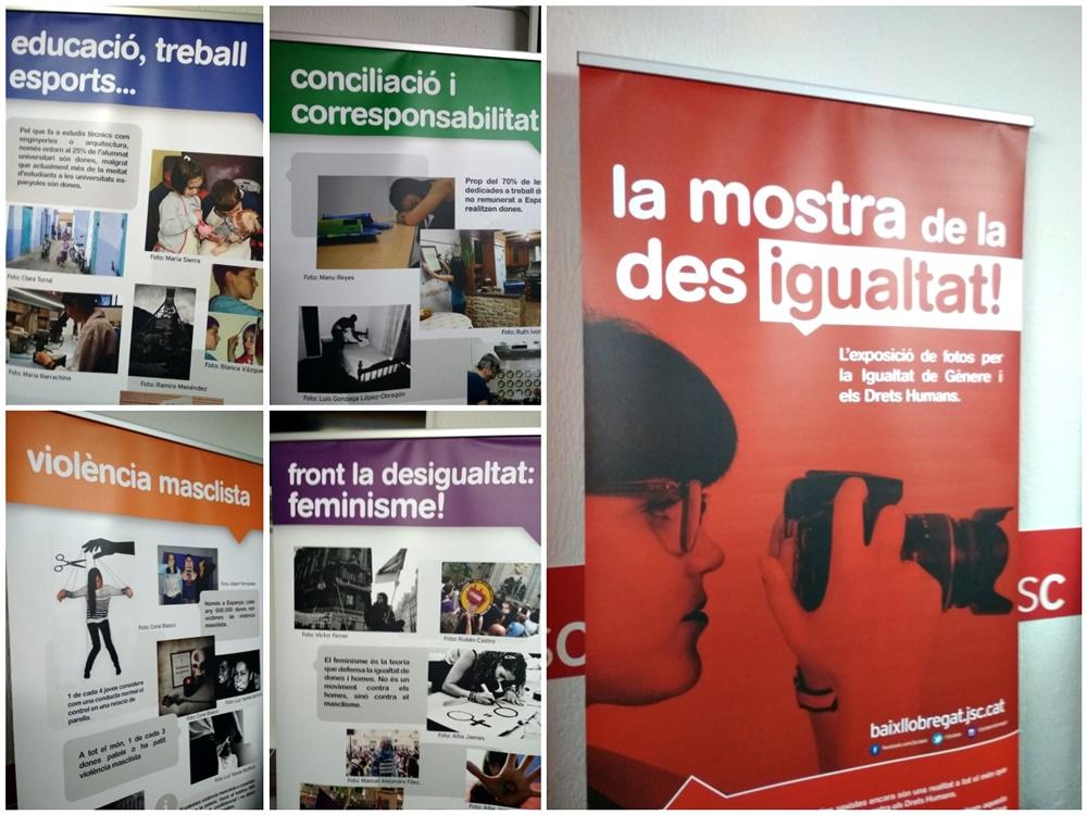 Exposició Igualtat PSC Sant Andreu de la Barca 02