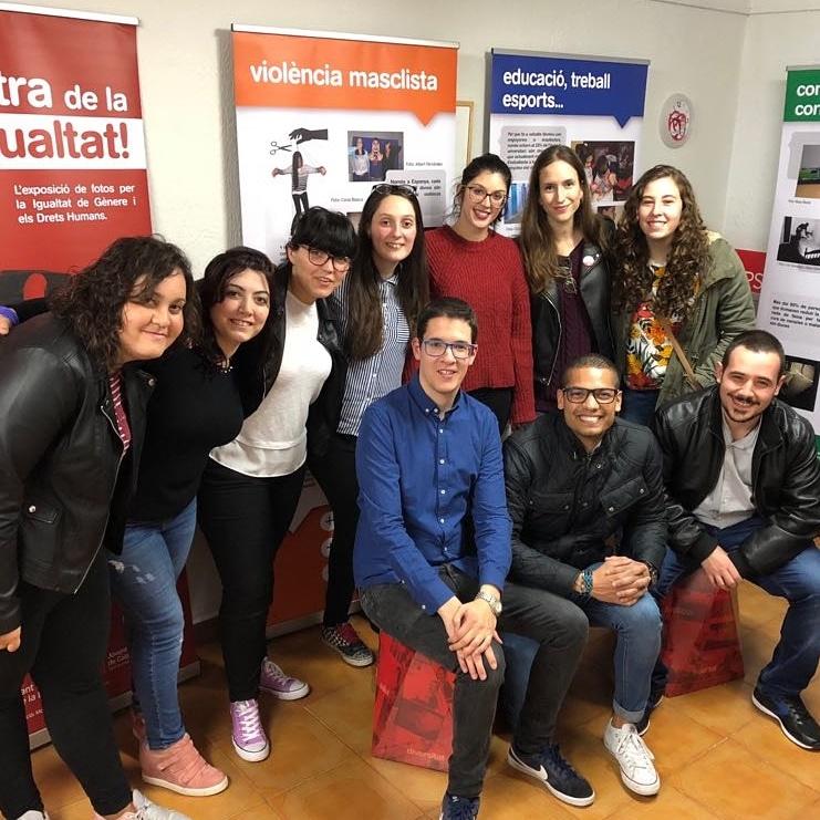 Exposició Igualtat PSC Sant Andreu de la Barca 03