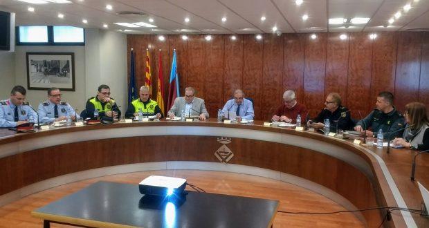 Junta Local de Seguretat 2018