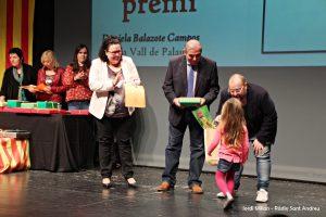 Lliurament premis Sant Jordi a les escoles 2018 - 01