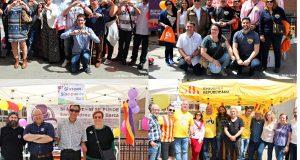 Partits Politics Sant Jordi 2018