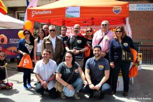 Sant Jordi 2018 - Ciutadans