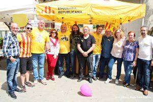Sant Jordi 2018 - ERC