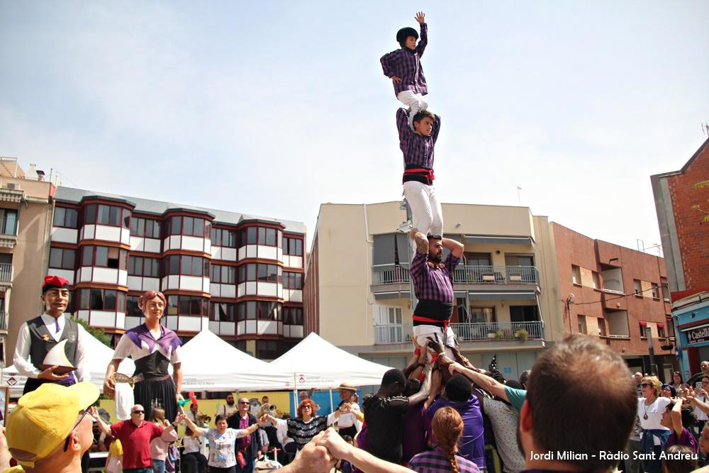 Sant Jordi 2018 Plaça Font de la Roda 01
