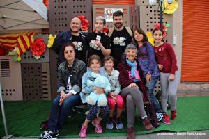 Sant Jordi 2018 Plaça Font de la Roda 04