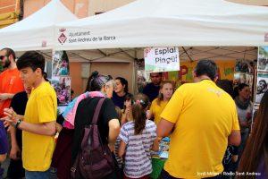 Sant Jordi 2018 Plaça Font de la Roda 15+
