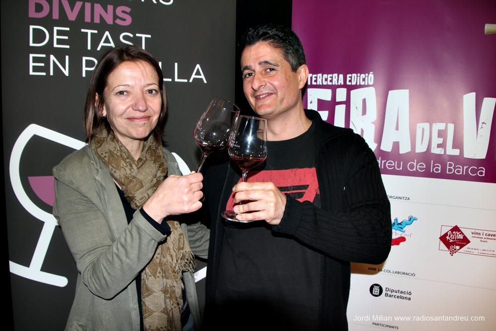 1 Concurs Tast de Vins Sant Andreu de la Barca 01