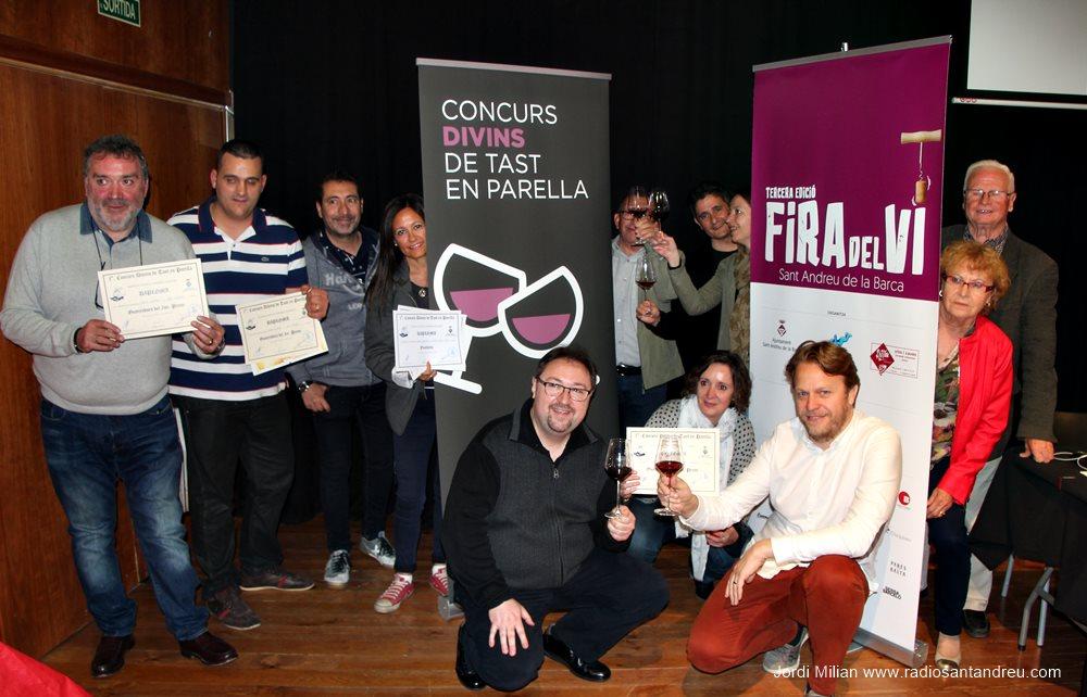 1 Concurs Tast de Vins Sant Andreu de la Barca 02