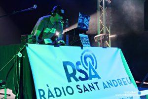 FIRA PRIMAVERA 2018 - BEKA dj Ràdio Sant Andreu  02