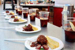 FIRA PRIMAVERA - CONCURS TAPES - Restaurant La Garnatxa