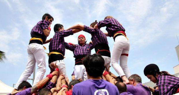 Fira de la Primavera 2018 - Diada Castellera 01