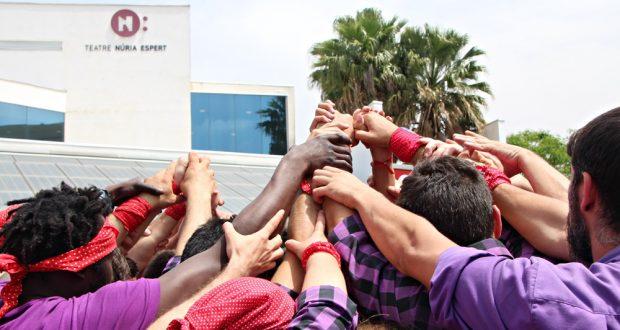 Fira de la Primavera 2018 - Diada Castellera 06