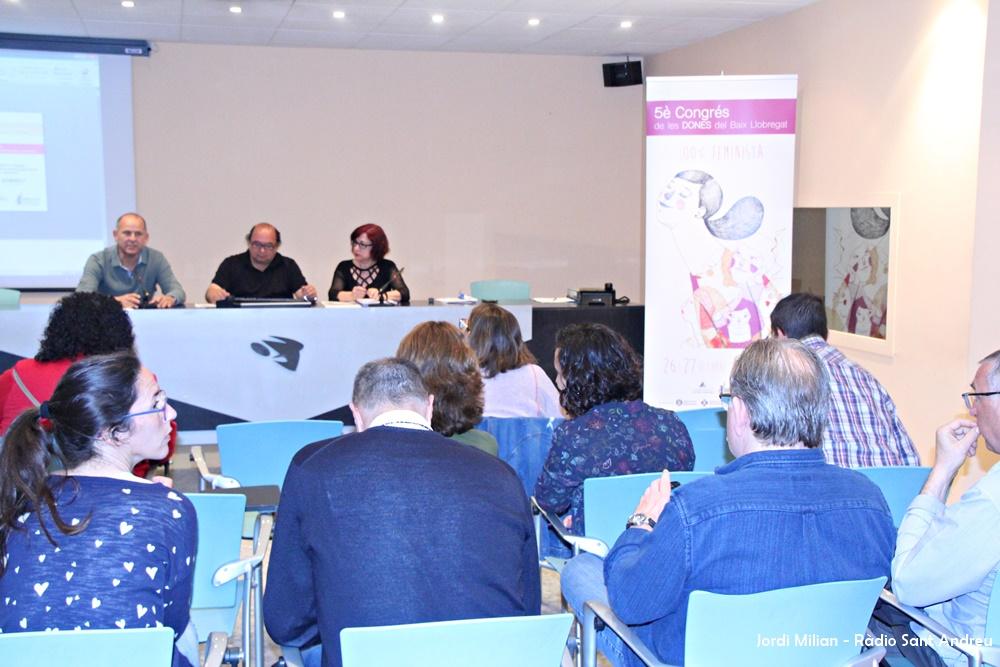 Ponència 'Dones en l'esport' - Congrés Dones Baix Llobregat -03