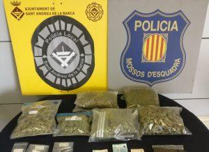 detenció mossos -Policia Local