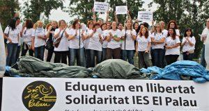 Acte suport IES EL PALAU 3 de juny - 01