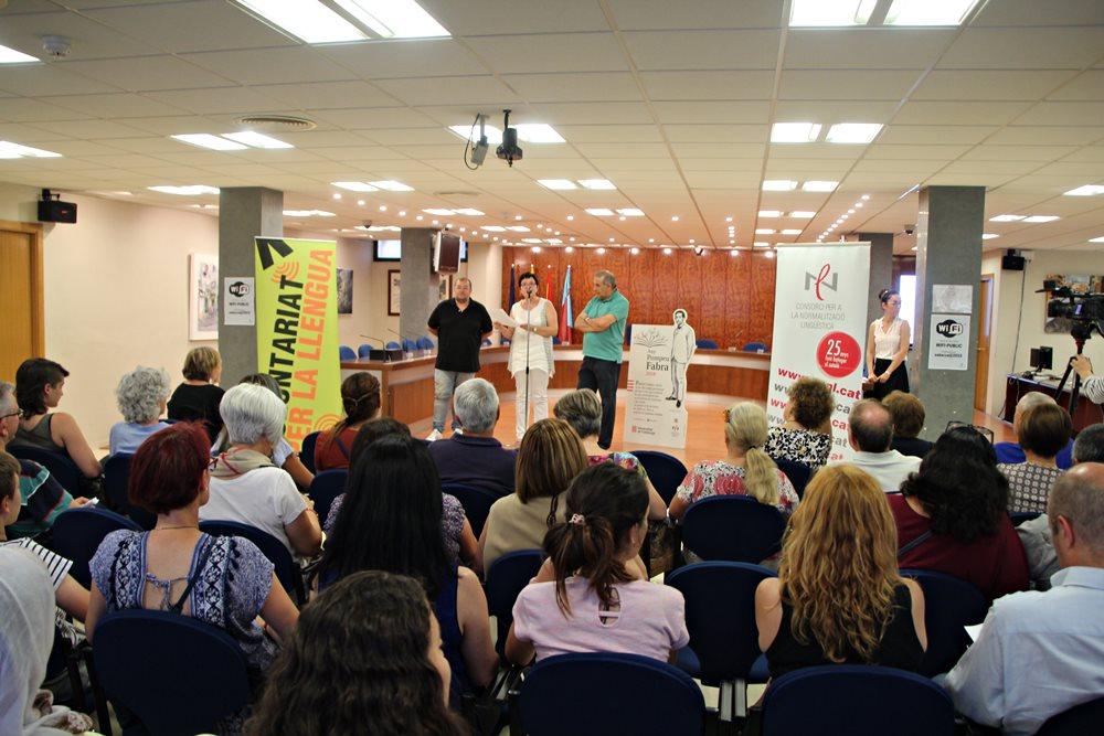 Cloenda cursos Servei Local de Català 2018 -02