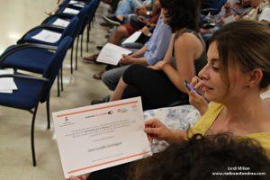 Cloenda cursos Servei Local de Català 2018 -04