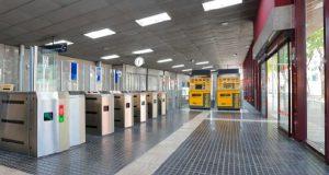 Estació FGC Sant Andreu de la Barca