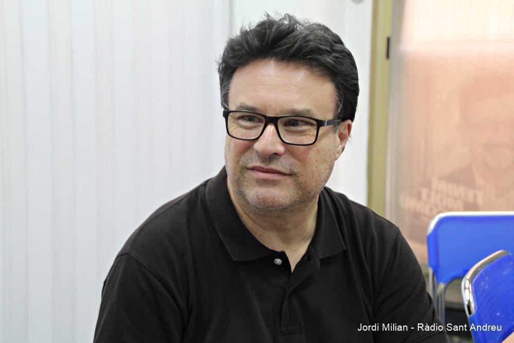 Joan Josep Nuet a Sant Andreu de la Barca EUIA - 01