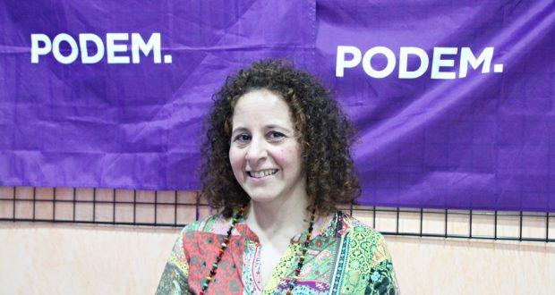 Merche Marcos, Nova secretaria general Podem Sant Andreu