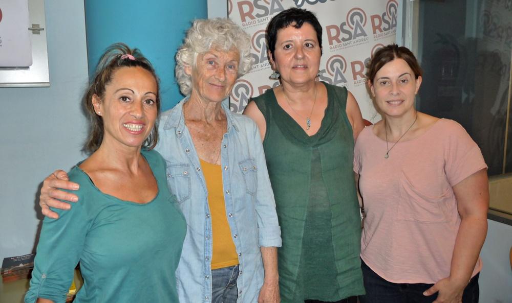 Servei Local de Català - volutaries i aprenents 2018