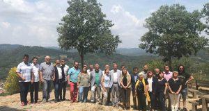 signature pacte muntanyes del Baix Llobregat