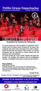 10 octaveta Concerto tempo d'umore familiar