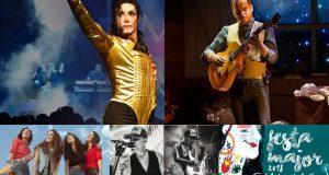 actuacions musicals festa major 2018