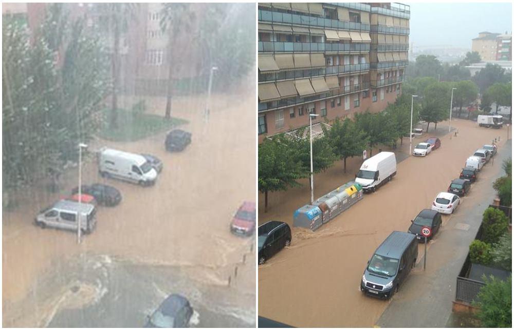 fotos temporal 17 agost a SAB