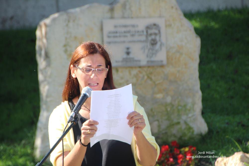 Acte homenatge Joan Lladó  2018 - 05