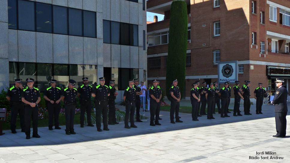 Celebració patró Policia Local 2018 03