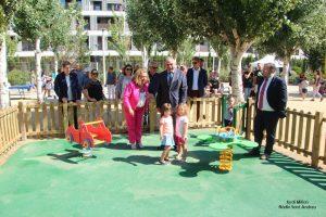 Remodelació jocs infantils plaça L'Onze Setembre  01