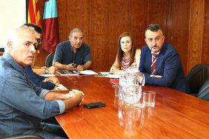 Reunió Ajuntament - Delegació Govern
