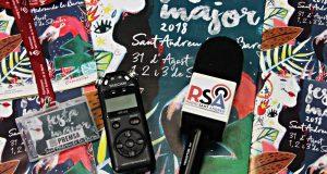 festa major cobertura ràdio sant andreu