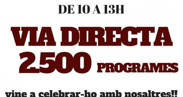 CARTELL 2500 VIA DIRECTA