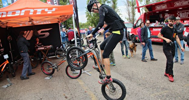Sant Andreu Festival Solo Bici 2018 - 01