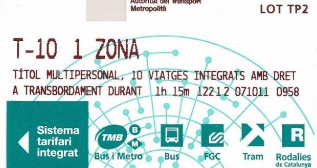 TARGETA ZONA 1