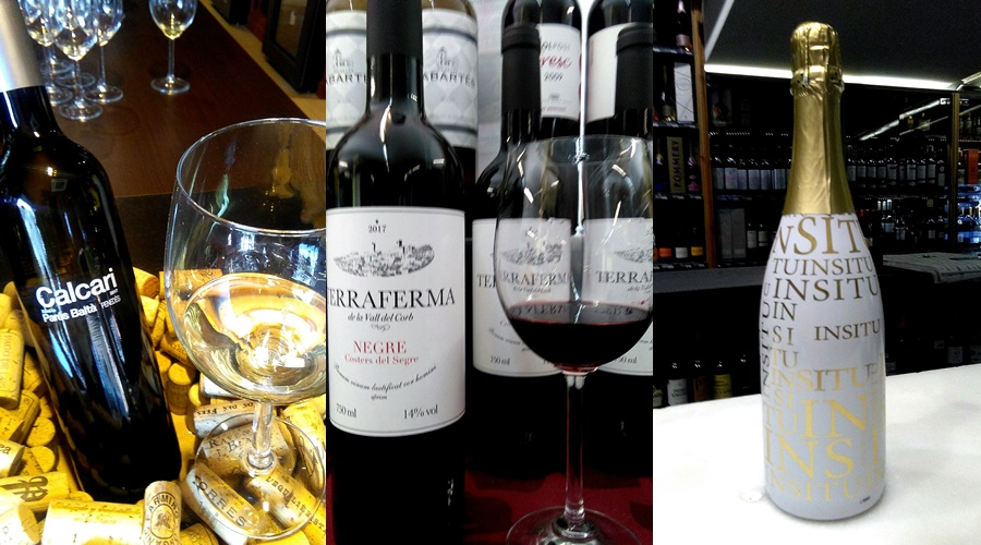 espai de vins 140