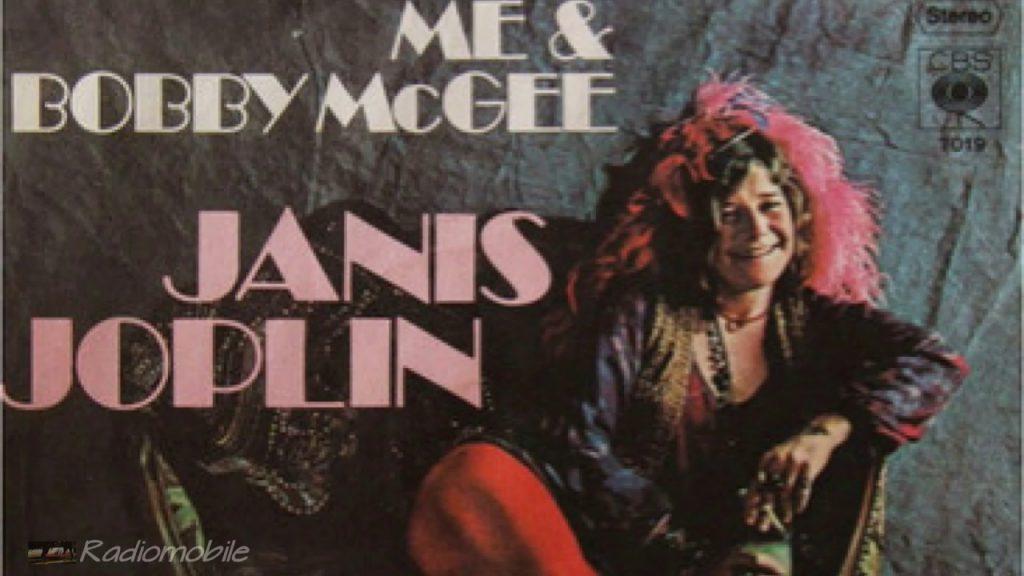 janis joplin me and bobby mcgee