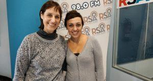 Carme Llopart i Mònica Valverde