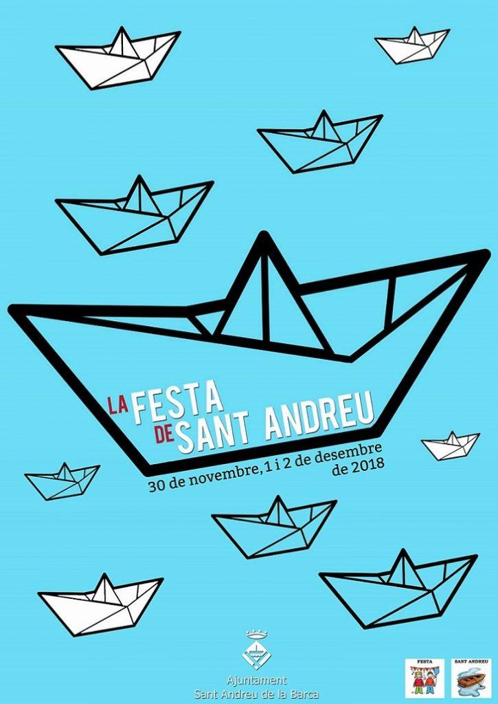 _Cartell Festa de Sant Andreu